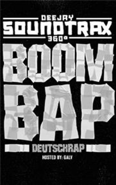 "Tape - DJ Soundtrax ""Boom Bap Deutschrap"""