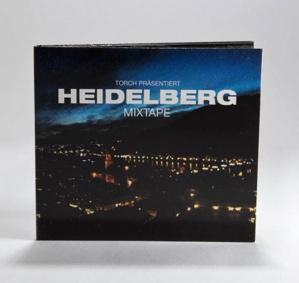 CD Haitian Star - Heidelberg Mixtape