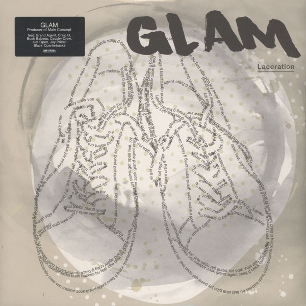 """CD - Glam (Main Concept) """"Laceration"""""""