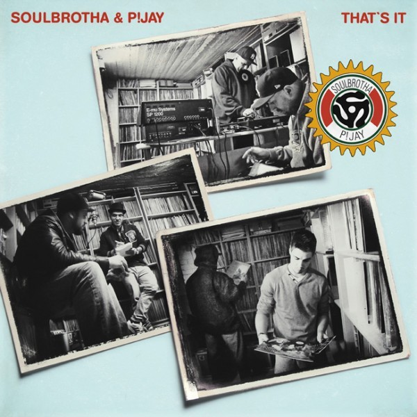 Vinyl EP P!Jay x Soulbrotha - That's it