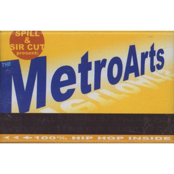 Tape Spill & Sir Cut ‎– MetroArts
