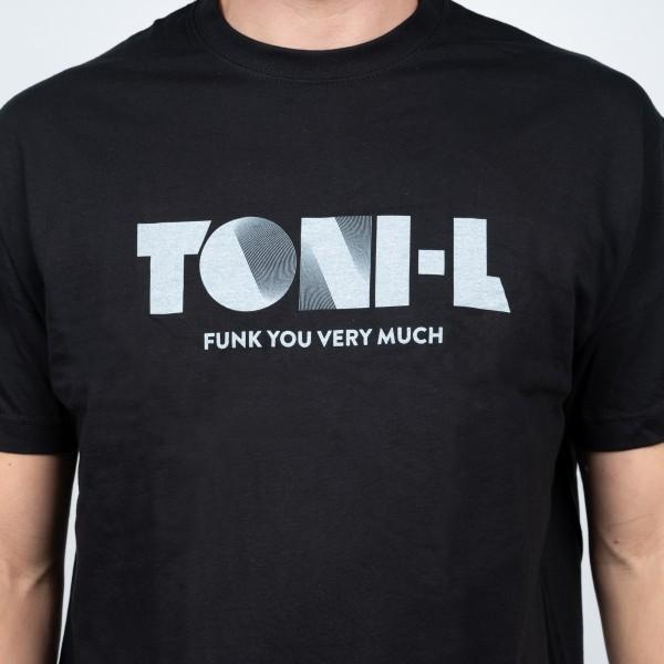 T-Shirt Toni-L (Funk you very much) Black