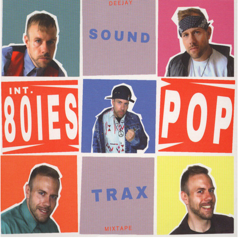"CD - DJ Soundtrax ""International 80ies Pop"""
