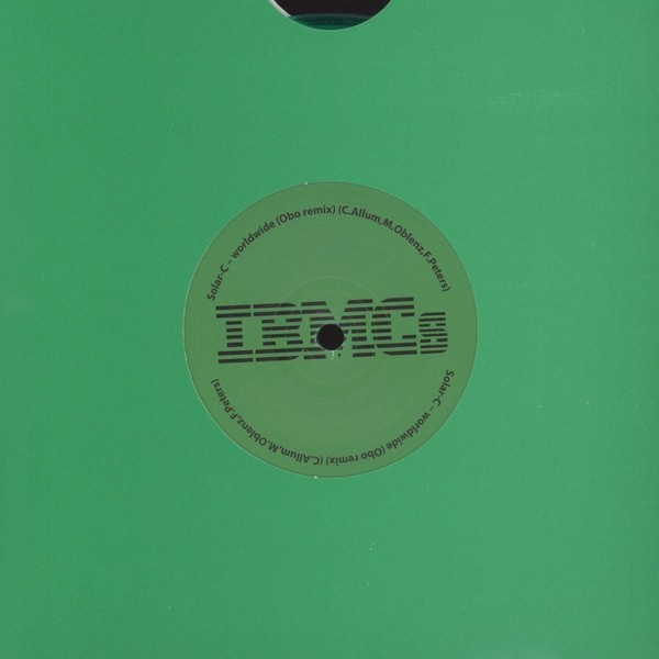 7inch - Templedon - Solar- IBMCs