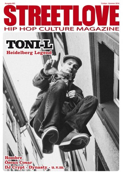 Streetlove Magazine #03