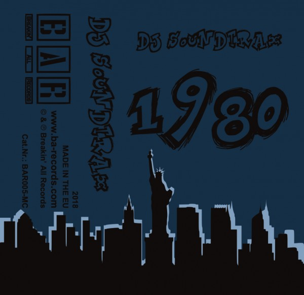 "Tape - DJ Soundtrax ""1980"""