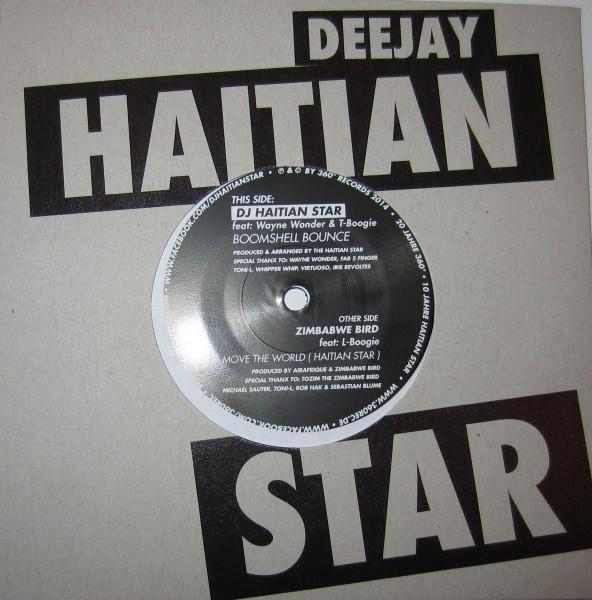 7inch - DJ Haitian Star - Boomshell Bounce
