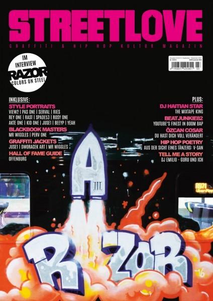 Streetlove Magazine #04