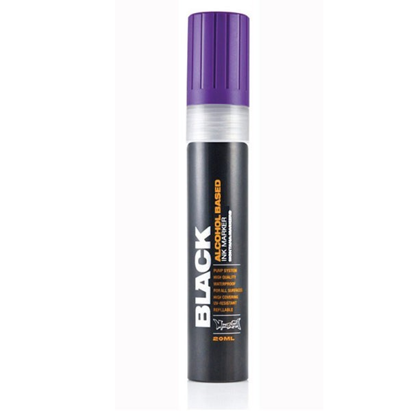 Montana Black Ink Marker 15mm Violet