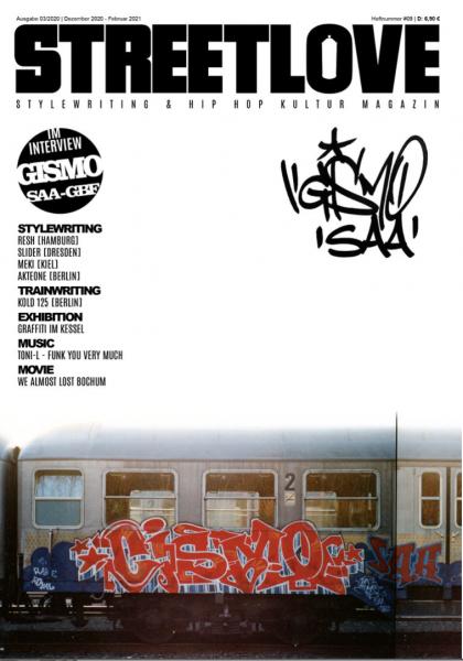 Magazine - Streetlove #09 Gizmo SAA