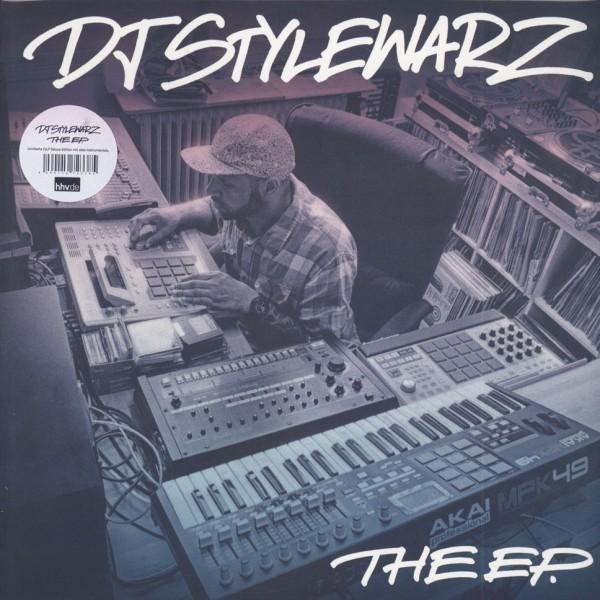 Vinyl DJ Stylewarz - The EP