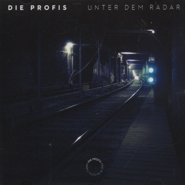 """CD - Die Profis """"Unter dem Radar"""""""