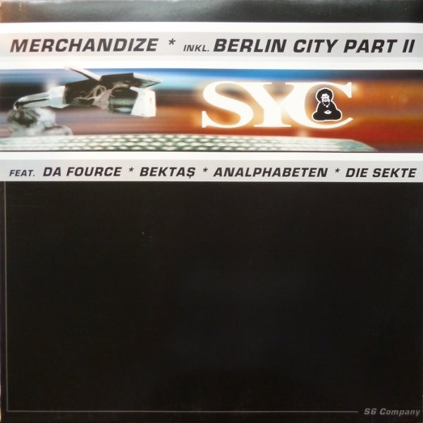 Vinyl - Soul Ya Click (Berlin)