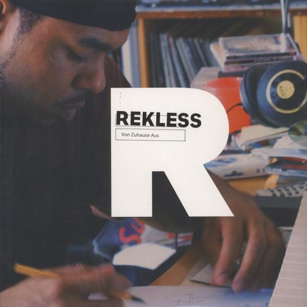 """CD - Rekless """"Von Zuhause aus"""""""
