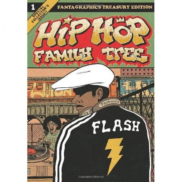 Hip Hop Family Tree Book
