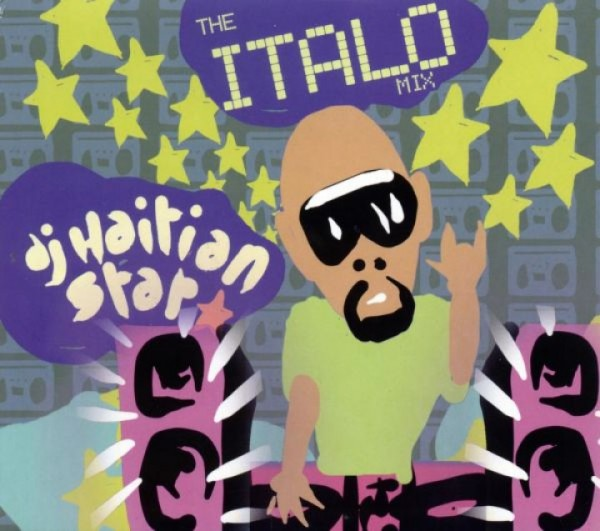 CD Haitian Star - The Italo Mix