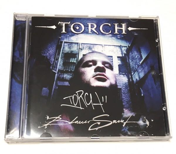 """CD - Torch """"Blauer Samt"""" signiert"""