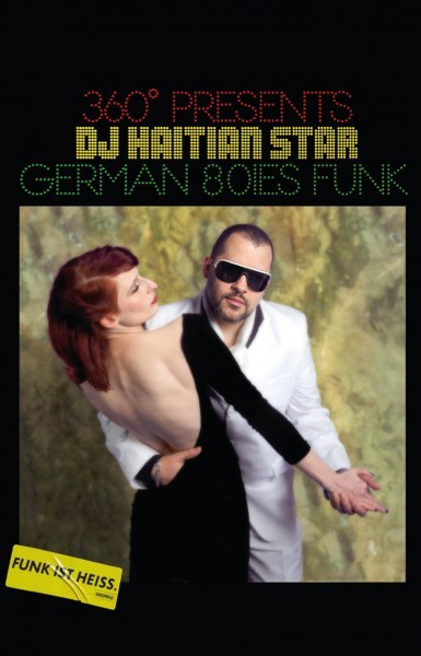"Tape - DJ Haitianstar ""German 80ies Funk"""