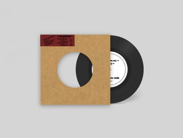 """7inch - Soundtrax """"Mit Jeder Line"""" feat Die P & S-Ero"""