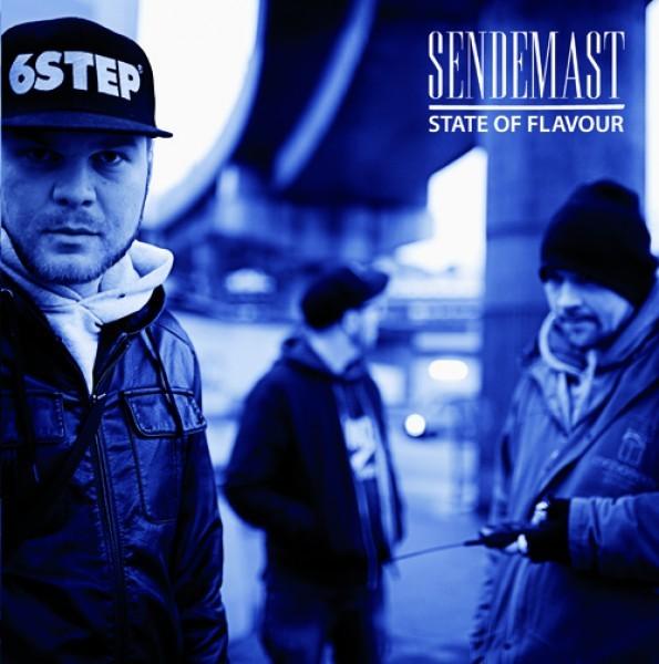 Vinyl LP Sendemast - State of Flavour