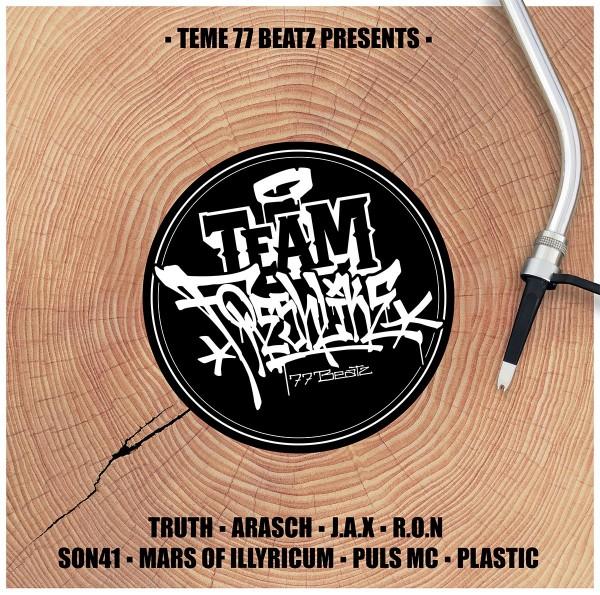 Vinyl LP - Team Freshlike