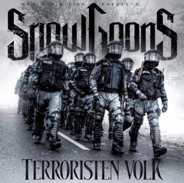 "CD - Snowgoons ""Terroristen Volk"""