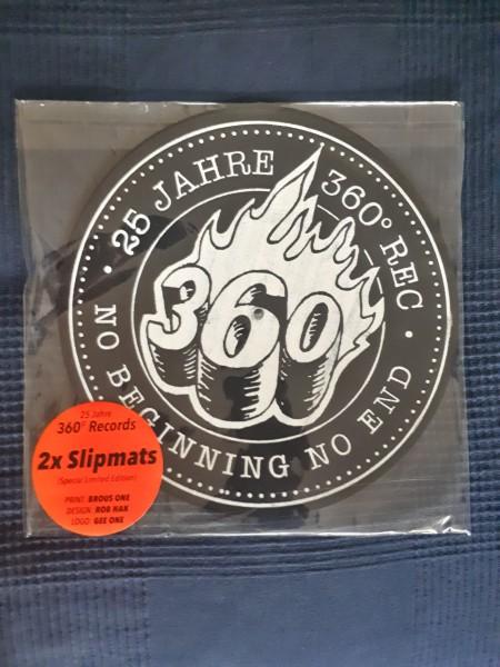 "2xSlipmats - 360° ""25Y"" (Limited)"