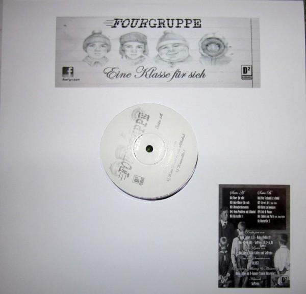 Vinyl LP Fourgruppe - Eine Klasse für sich
