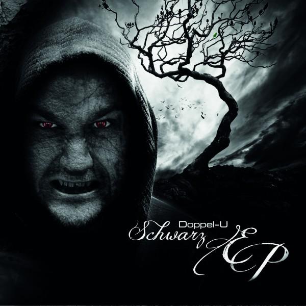 Vinyl Doppel-U - Schwarz - EP