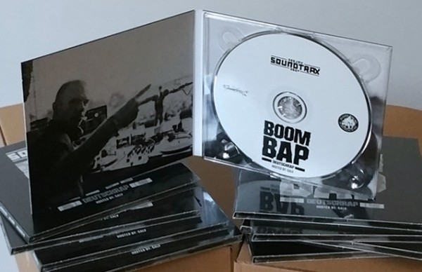 CD DJ Soundtrax - Boom Bap Deutschrap 2