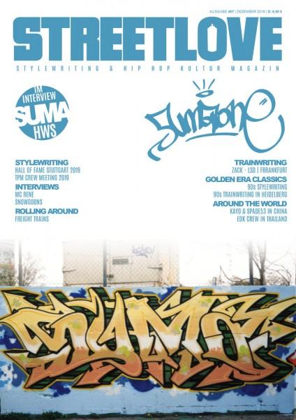 Magazine - Streetlove #07 Suma (letzten Mags)