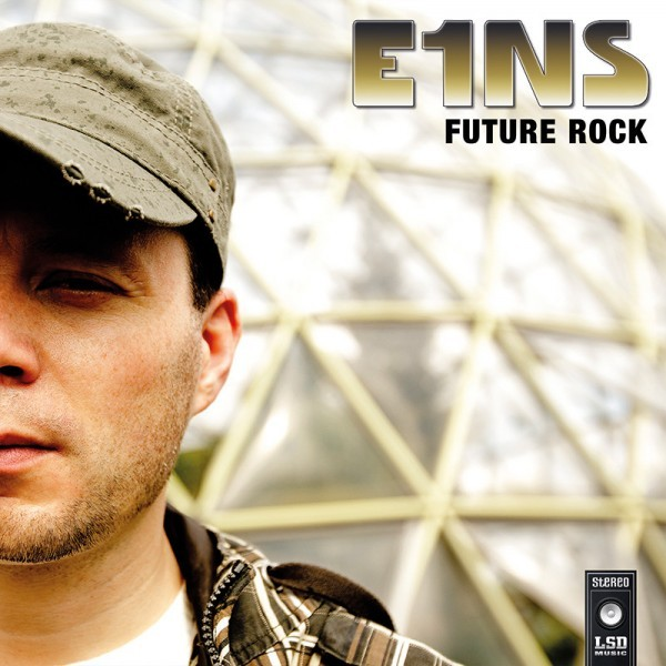 Vinyl Future Rock - E1ns - EP
